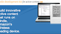 Kindle dev kit announced, 'active content' coming to Kindle Store later this year
