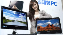 Samsung busts out three all-in-one PCs for Korean market