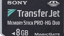 Sony releases TransferJet wireless Memory Stick in Japan, taking pre-orders in the US