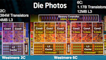 Intel teases six-core Gulftown, discusses tera-scale computing