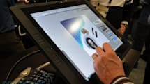 Wacom Cintiq 21UX hands-on
