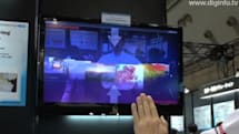 Toshiba AirSwing UI puts you on the screen with your data