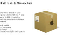 Eye-Fi's 4GB Geo X2 WiFi SDHC card now shipping for $70