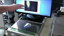Microsoft hints at touchless Surface combining camera and transparent OLED (video)