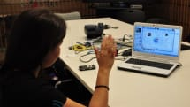 Pointgrab's motion sensing tech coming to more laptops, we go hands-off