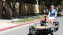 Stanford's crazy Weng electric car doesn't have a prayer of seeing production (video)