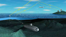 Lockheed Martin, Navy team up to deploy communications buoys for submarines