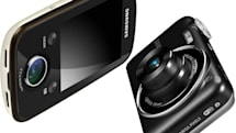 Samsung unveils WiFi-enabled ST80 camera, swiveling-lens HMX-E10 pocket camcorder