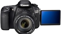 Canon EOS 60D: 18 megapixels and 1080p video flexes its articulating screen this September