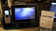 Gemtek's Moorestown tablet comes with a DECT phone, runs MeeGo and controls your home