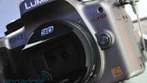 Panasonic Lumix GH2 and 3D interchangeable lens hands-on