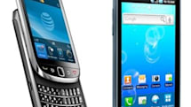 Rogers delays BlackBerry Torch, Samsung Captivate (but not by much)