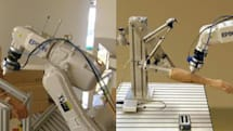 Robots learning our pain threshold by punching humans and seeing if they cry