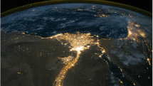 Astronaut shares amazing Twitpics from space, booze not involved