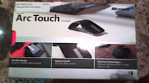 Arc Touch Mouse now on sale for $60 at all Microsoft retail stores