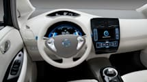 European Nissan Leaf gets always-on connection, lets you turn up the AC wirelessly
