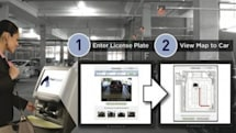 SoCal mall installs 'Find Your Car' kiosks in parking garage to help you find your car -- and others find you?
