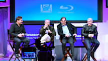 Oliver Stone, Michael Mann and Baz Luhrmann extoll the virtues of Blu-ray, Stone suggests stocking up (video)