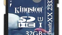Kingston launches USB 3.0 roadmap, SDHC UHS-I UltimateXX card