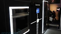 LG's Thinq automated oven, refrigerator, and washer / dryer are the future now (hands-on)