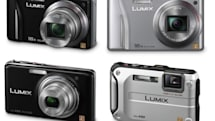 Panasonic unleashes Lumix ZS10, ZS8, FX78, and TS3 point-and-shoot cameras