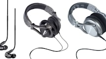 Shure adds SE215 buds, cans for DJs and studios alike