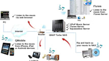 QNAP's new Turbo NAS line features iOS streaming via WiFi, 3G
