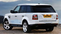 Land Rover develops Range_e hybrid, will show it off at the Geneva Motor Show