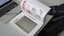 Researchers enable tactile feedback for e-readers using real paper, just like the olden days (video)