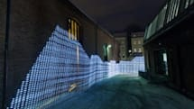 Design project paints city's WiFi networks with light