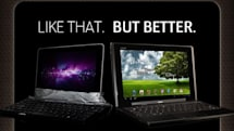 ASUS claims Transformer is better than a generic tablet, is probably right