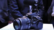 Nikon D5100 and ME-1 external mic coming April 21st, we go hands-on (video)