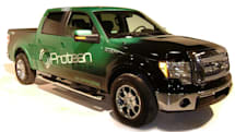 Protean Electric in-wheel motors have the stuff to make an F-150 turn green