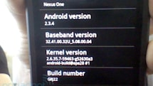 Nexus One gets Android 2.3.4 over the air, but no Gtalk video calling fun