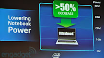 Intel reveals skinny Ivy Bridge 'Ultrabooks,' Moore's Law-defying Atoms