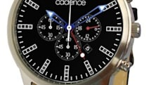 Cadence's 4-Bit Chrono Watch lets you do business, disguises your inner geek