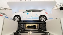 Denmark lands Europe's first Better Place EV battery swapping station
