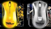 Razer trots out Transformers 3 Edition DeathAdder, Vespula and laptop case