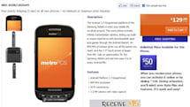 Samsung Admire now on MetroPCS shelves, can be yours for $130