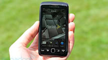 BlackBerry Torch 9850 review