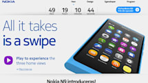 Nokia N9 countdown page goes live, 49 days to launch?