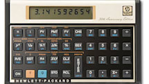 HP's 12c calculator hits middle age, copes by releasing Anniversary edition (video)