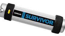 Corsair Flash Voyager, GT, Survivor get a USB 3.0 boost