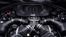 BMW's Active Sound Design is like putting your head under the hood of the new M5