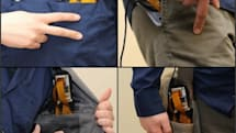Microsoft's PocketTouch prototype is like x-ray vision for your fingers (video)
