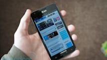 Samsung Galaxy S II Skyrocket review