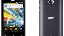 UK boards the Acer Liquid Express, Tom Hanks not embedded with NFC