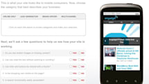 Google GoMo thinks your site isn't mobile enough, wants you to change
