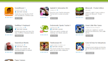 Android Market reaches ten billionth download, sells Minecraft, Swiftkey X, others for a dime