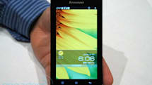 Lenovo LePhone K800 launches, officially brings Medfield to China